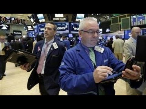 What would cause a market sell off?
