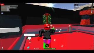 My energy sword fight on Roblox w/ friends :D