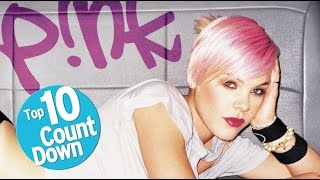Top 10 P!nk Songs