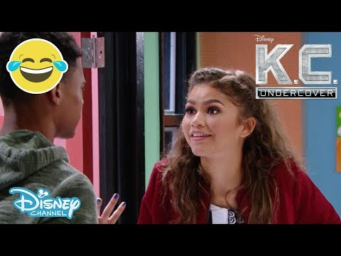 K.C. Undercover | Season 3 SNEAK PEEK: Second Chances | Official Disney Channel UK