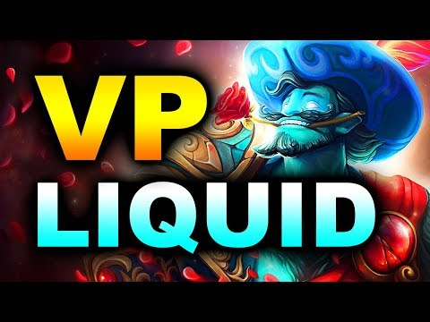LIQUID vs VP - AMAZING GAME! - MDL DISNEYLAND PARIS MAJOR DOTA 2