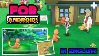 NEW POKEMON GAME FOR ANDROID!! (IN ENGLISH!) POKEMON MY MONSTER ( Gameplay & Download)
