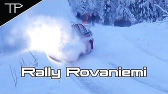 Arctic Lapland Rally 2020 - Through snow and ice