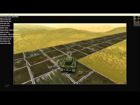 Tanki Online: How to make a map?