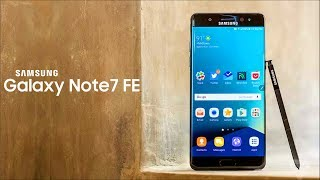 Galaxy Note 7 FE - New Price and Release Date!