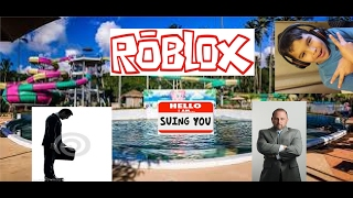 I have too sue this waterpark!!!!!!! (roblox)