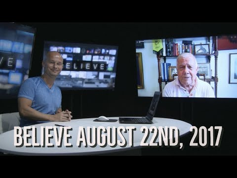 "[Full Interview] Billionaire Investor Jim Rogers & Nicholas Upchurch on ""Believe"""