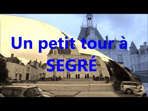 UN PETIT TOUR DANS SEGRÉ.