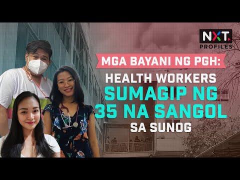 NXT Profiles: Mga bayaning nurse at doktor sa sunog sa PGH | NXT