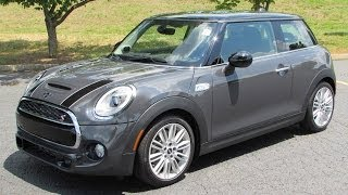 2014 Mini Cooper & Cooper S Hardtop (F56) Start Up, Test Drive, and In Depth Review