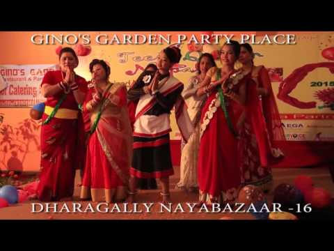 Teej Queen Nepal 2015   Aarati Entertainment Group
