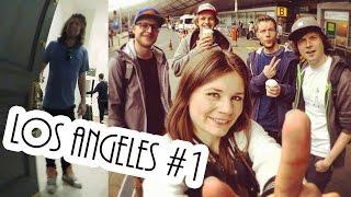 CALIFORNIA GIRL! L.A. #1 - Besuch bei Sarazar - mit Chris & den Alchis   Joyce