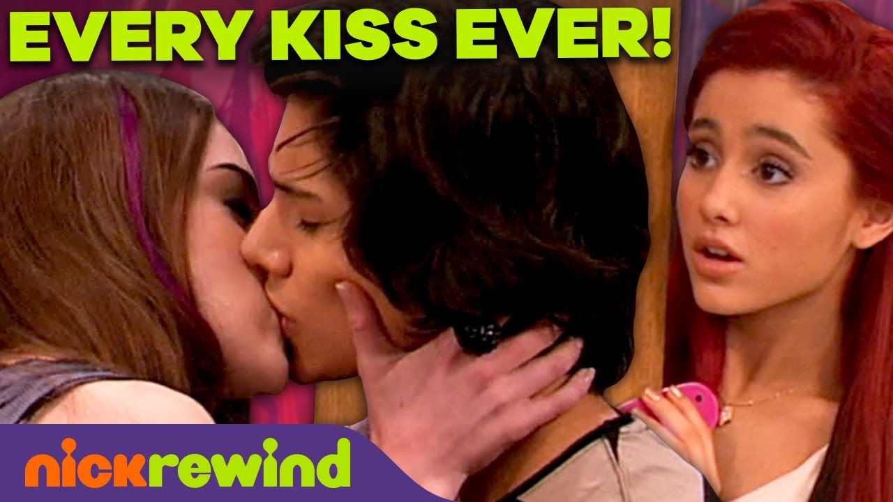 Download Every Victorious Kiss Ever! 💋 Victorious   NickRewind