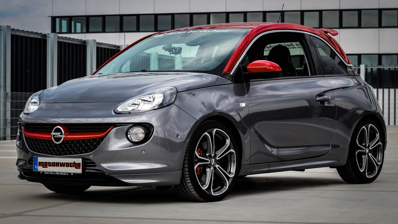 Image result for opel adam s