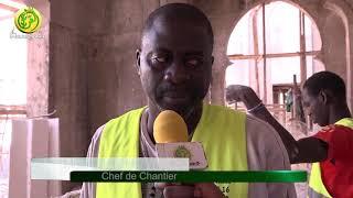 Mosquée Mame Diarra Bosso de Porokhane: Etat d'avancement des travaux