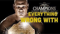 Episode #157: Everything Wrong With WWE Night Of Champions 2010