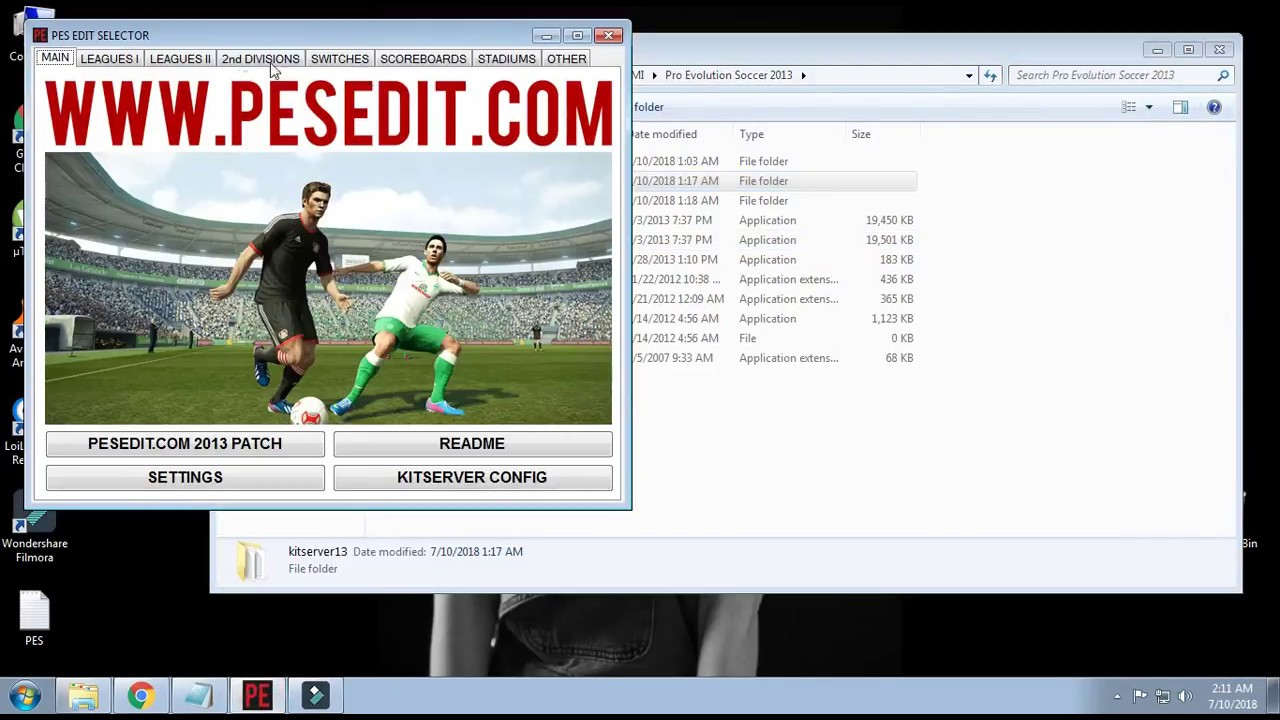 download pes 2013 full patch update transfer 2018 ibrasoftware