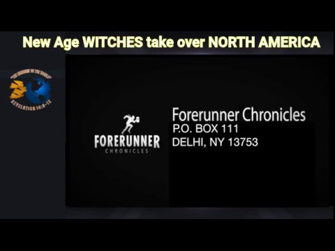 New Age WITCHES take over NORTH AMERICA