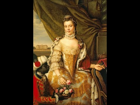 The Saga Of Queen Charlotte of Mecklenburg-Strelitz – The First Queen of England of African Descent,