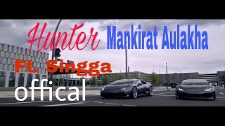 Hunter (FullVideo) Singga _ Mankirat Aulakha BLACK_LOVER🖤 (Bass Boosted Unlimited)