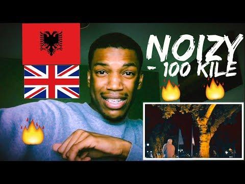 Noizy - 100 Kile [Official 4K Video] REACTION!!