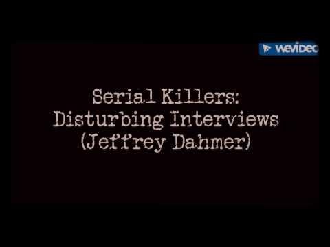 Serial Killers: Disturbing s Jeffrey Dahmer