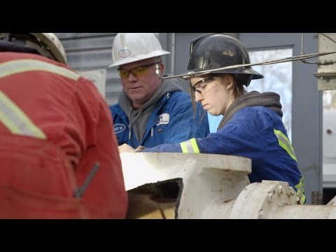 Rachael's Story: Heavy Duty Equipment Technician