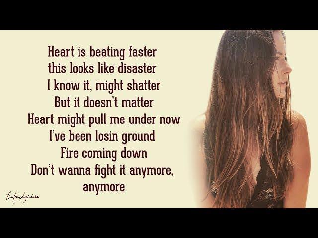 Alexandra Fresquez - Perfect Storm (Lyrics) 🎵