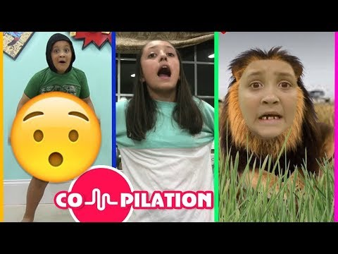 Thumbnail: MUSICAL.LY COMPILATION FUNnel Vision SKITS w/ Mike & Lex & Chases Corner (Funny & Cute Short Videos)