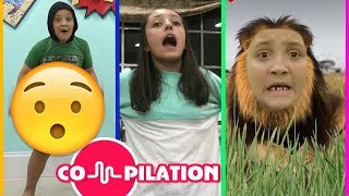 TIK TOK COMPILATION FUNnel Vision SKITS w/ Mike & Lex & Chases Corner (Funny & Cute Short Videos)