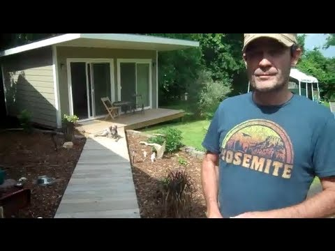 Nashville, TN Tiny House/Recording Studio- Hummingbird Tiny Spaces Tour