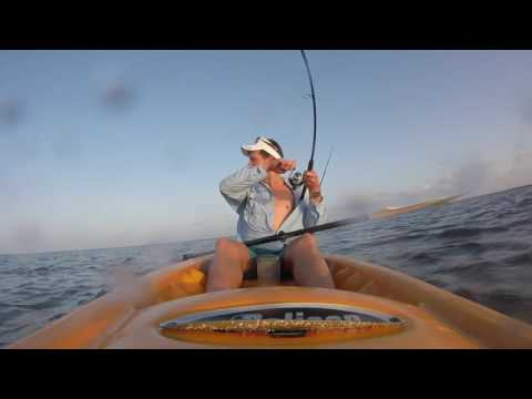 Grand Cayman   Kayak Fishing