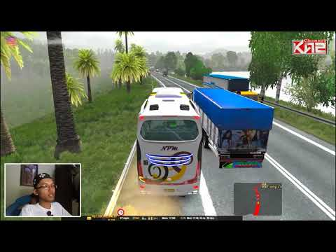 Bus Sumatraan trip ke Sulawesi