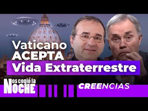 El Vaticano Acepta La Vida Extraterrestre, Sixto Paz Wells - Nos Cogió La Noche