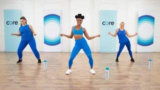 30-Minute Hard CORE Hip-Hop HIIT Workout