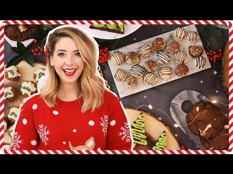 Quick & Easy Festive Treats | Zoella