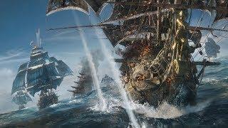 """Skull and Bones"" ЧЕРЕПА И КОСТИ  E3 2017 ""ИГРА ПО СЕТИ И ПВП БОИ ""  [ Ubisoft US]"