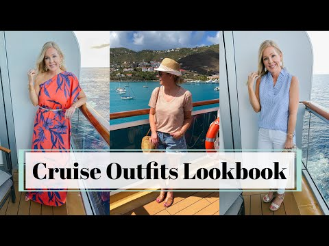 Caribbean Cruise Outfits Of The Week | April 2019