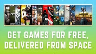 Free Games for Using Your PC?