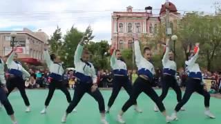 ISLAND г.Чита  на фестивале уличных танцев