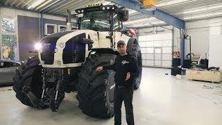 JP's Traktor Taxi | Episode 4 | JP Performance | Claas Axion Taxi | AgrartechnikHD