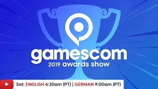 Gamescom 2019 Awards Show - IGN Live (ENGLISH)