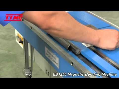 TTMC magnetic bending machine EB1250