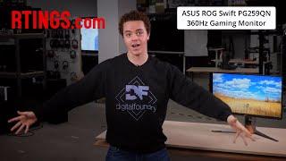 ASUS ROG Swift PG259QN – 360Hz Gaming Monitor