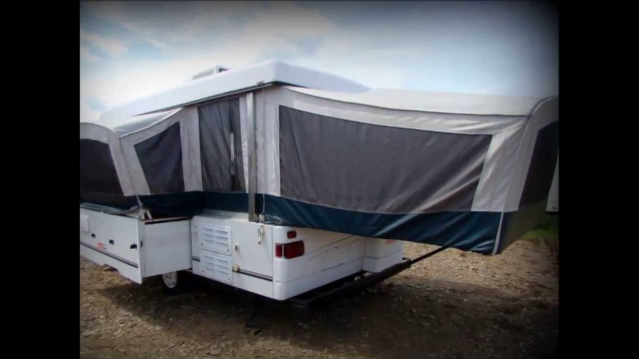 Used 2001 Coleman Niagara Elite pop up camper RV for sale in ...