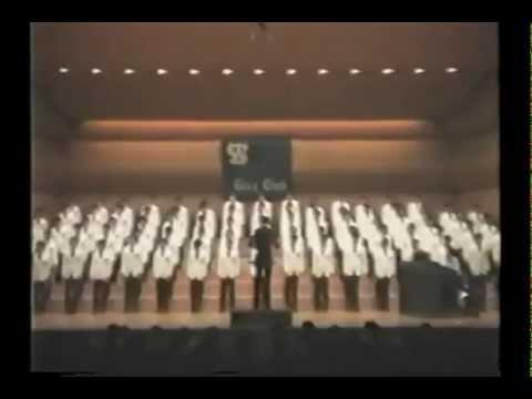 "MISSA ""Stella maris""(西南学院グリークラブ・第32回定演)"