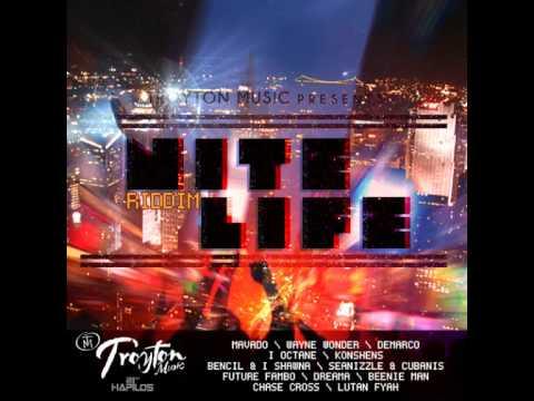 Night Life Riddim - mixed by Curfew 2012