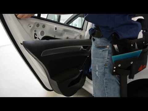 Door panel removal VW Golf 7 mk7 2012