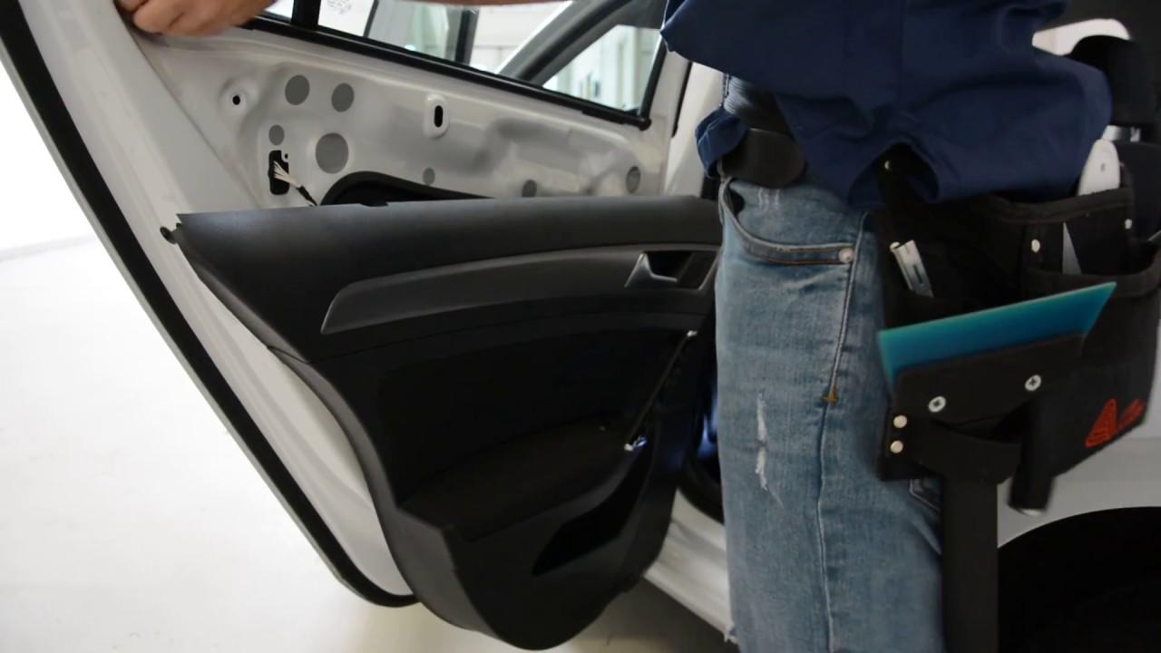 Door Panel Removal Vw Golf 7 Mk7 2012 Youtube