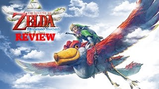 Review ~ The Legend of Zelda: Skyward Sword (Wii)